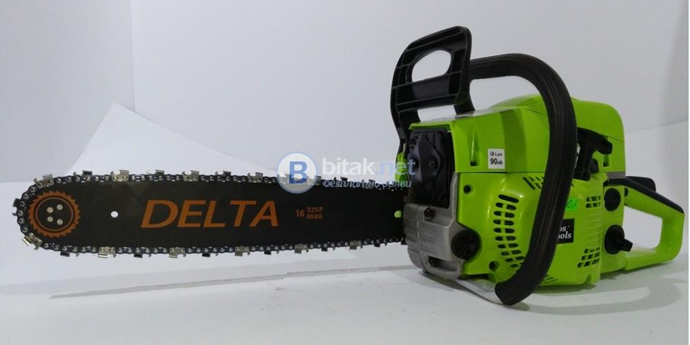 Бензинова Резачка Ferros Tools