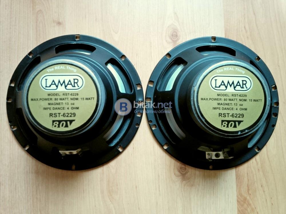 LAMAR RST-6229 говорители