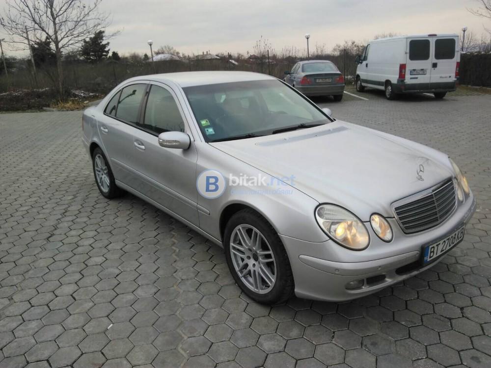 Mercedes E 200 CDI      2005 ГОДИНА