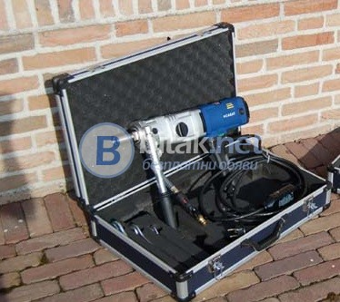 Диамантено-пробивна бормашина  Марка : CARAT Модел : А2012I