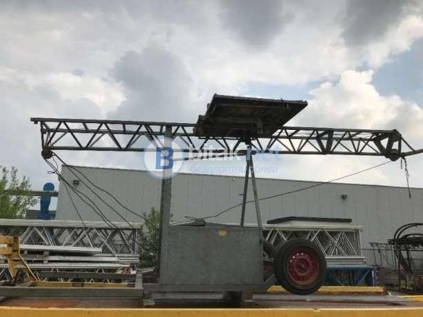 Мобилен Хаспел 6 Метра височина вдига 400кг