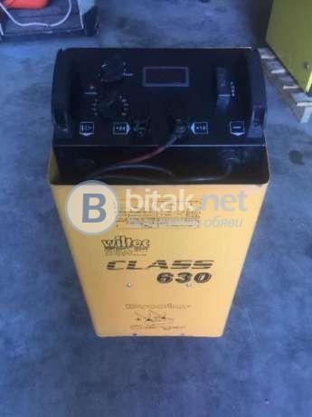 Стартерна зарядна количка DECA BOOSTER 630