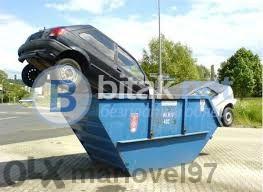 Повредени и непотребни коли купува в София