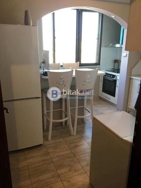Двустаен обзаведен апартамент - Смирненски