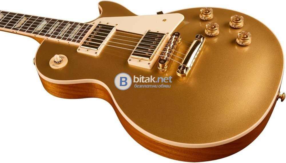 Gibson Les Paul Standart Gold Top