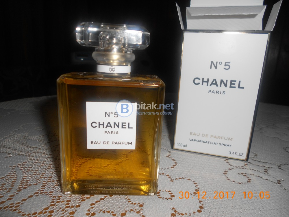 CHANEL No.5 EDP 100ml Парфюм