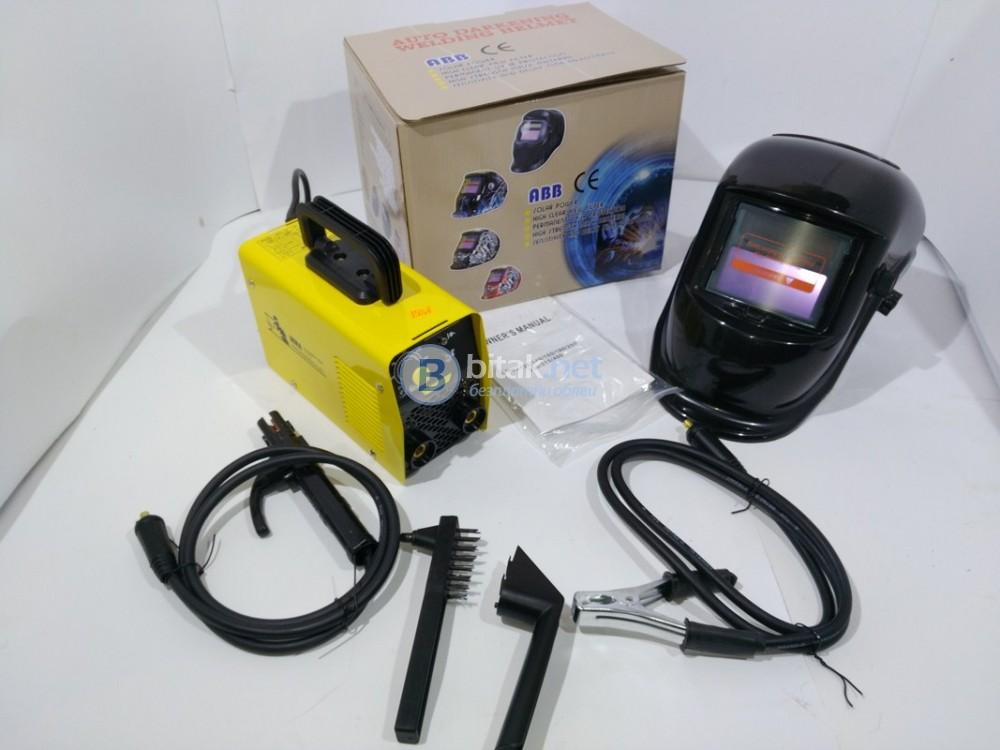 Електрожен ММА 170 Подарък Соларна маска !