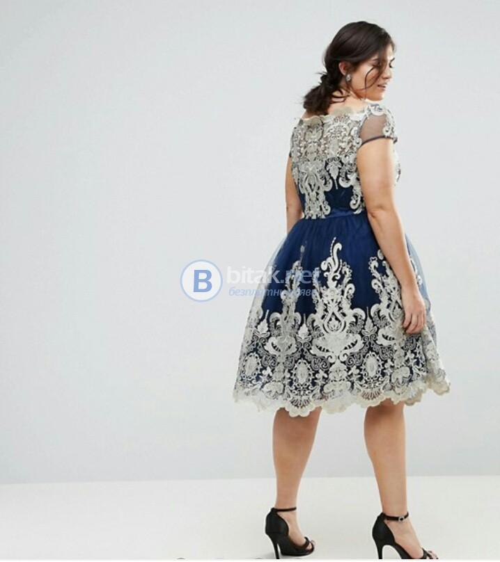 Дизанейрска рокля - Chi Chi London 6