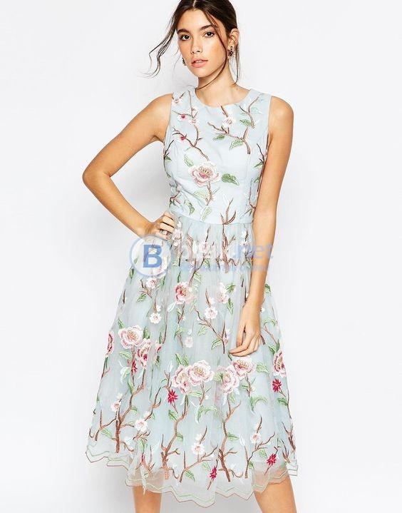 Дизанейрска рокля - Chi Chi London 4