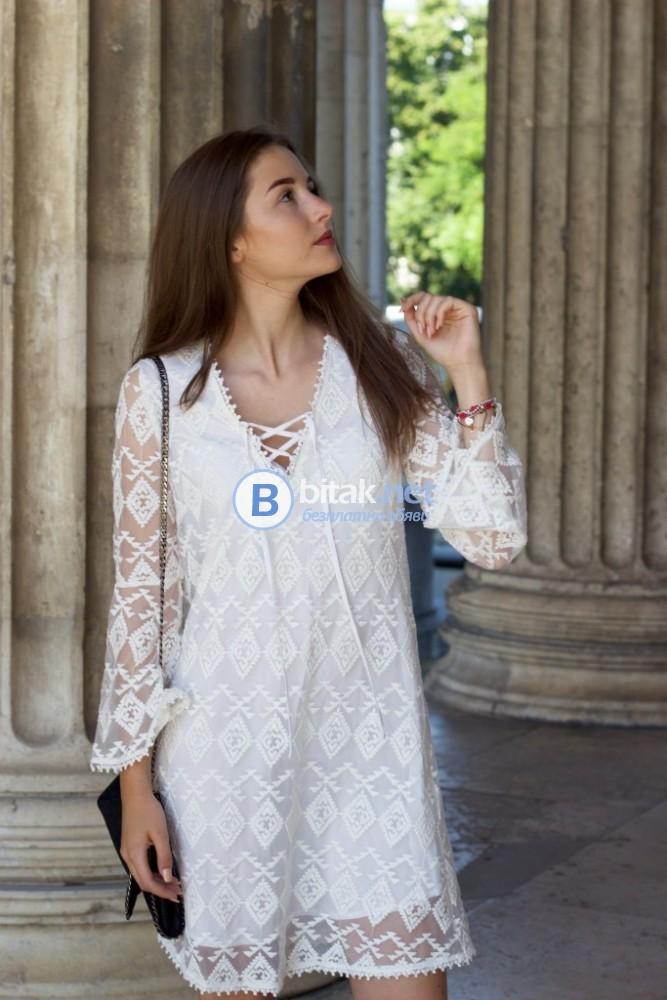 Дизанейрска рокля - EDITED x LENA Ternutter