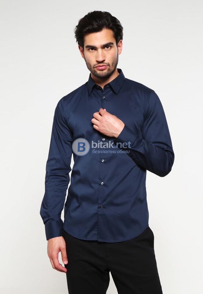 Уникална мъжка риза PIER ONE