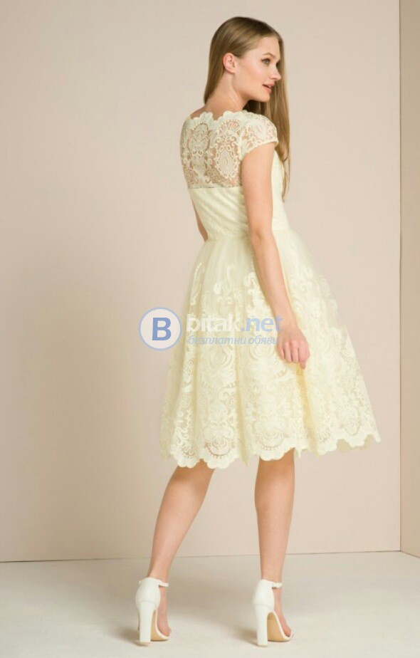 Дизанейрска рокля - Chi Chi London
