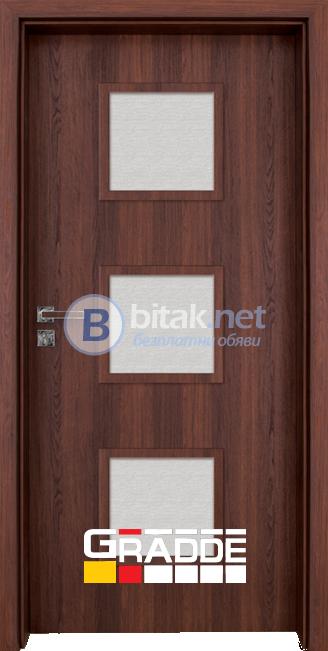 Интериорна врата Gradde Bergedorf
