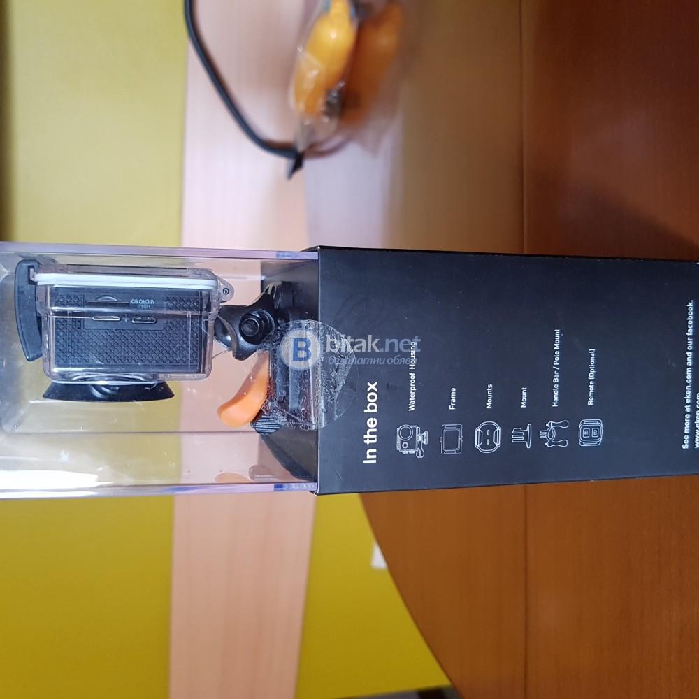 Нова спортна камера – EKEN H9R