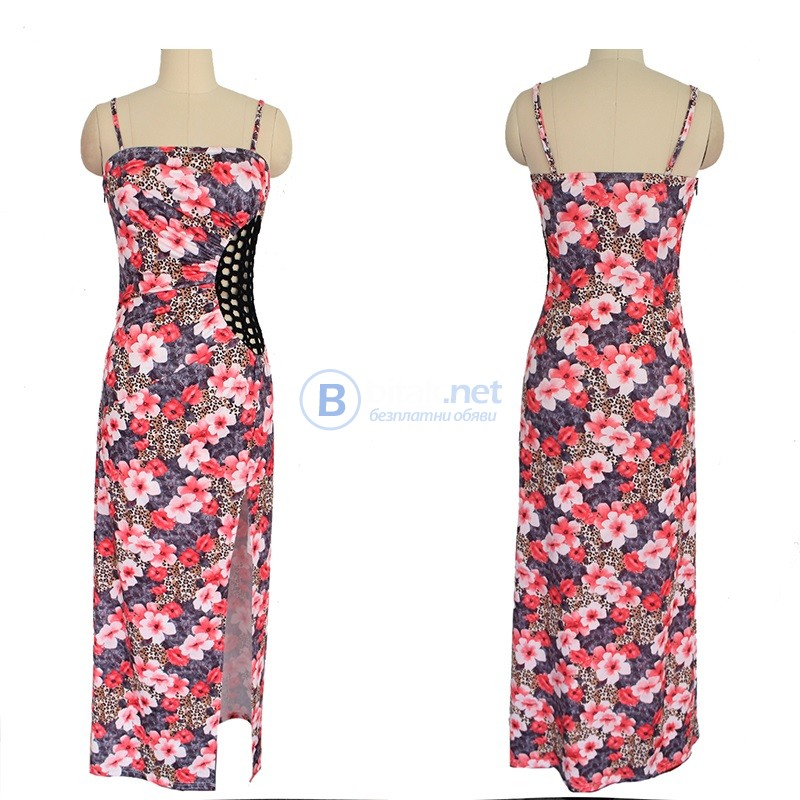 Нова макси лятна рокля