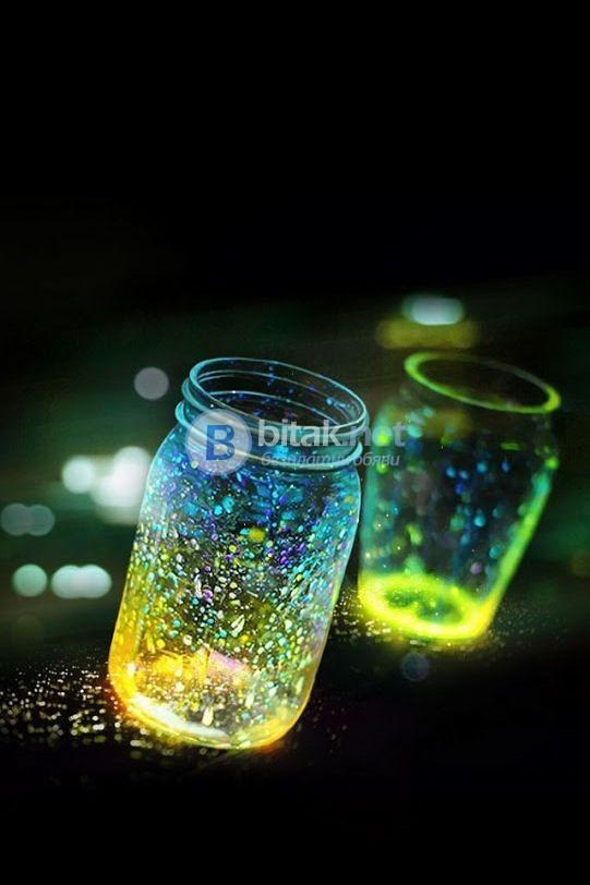 Светеща боя за стъкло