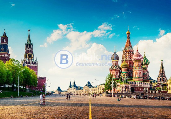 Москва и Белите нощи на Санкт Петербург с посещение на Большой Театър