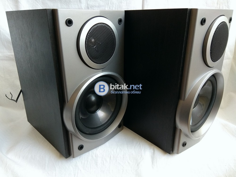 AIWA SX-M35, хубави колонки с добър звук, 2х70 вата
