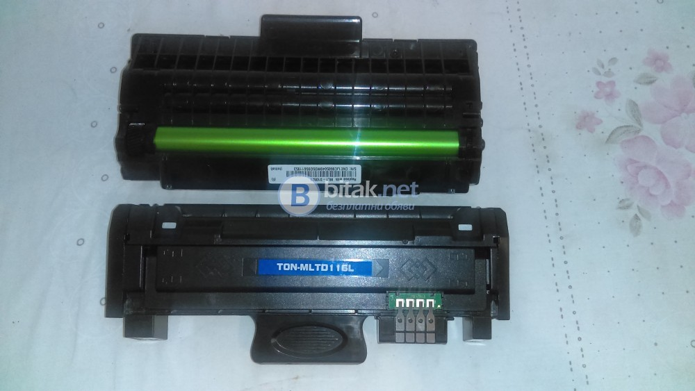Тонер касети Samsung празни