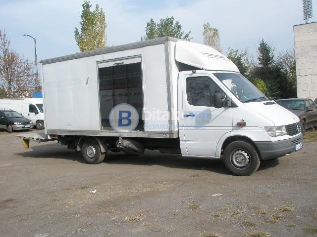 Транспортни услуги с бус с ПАДАЩ БОРД!-0887 99 39 38