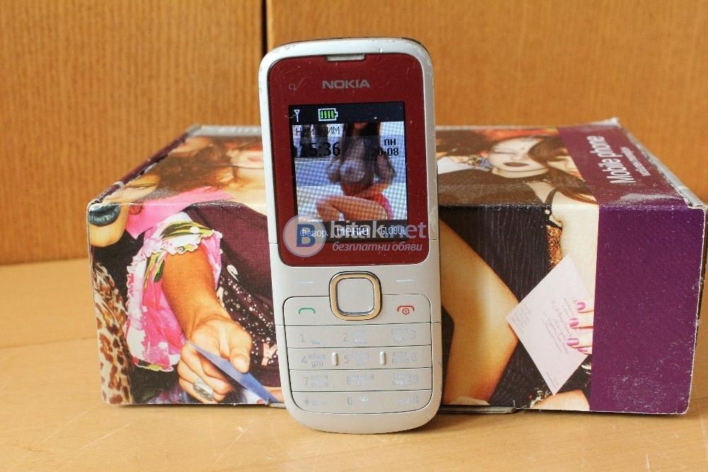 Nokia C1-01 употребяван в добро техническо състояние
