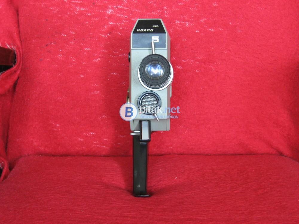"""Продавам кинокамера, модел -  """"КВАРЦ - 5""""."""