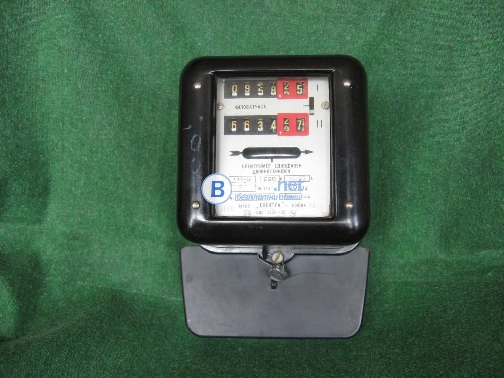 Продавам  електромери, механични, втора употреба, напълно годни за измервателна дейност.