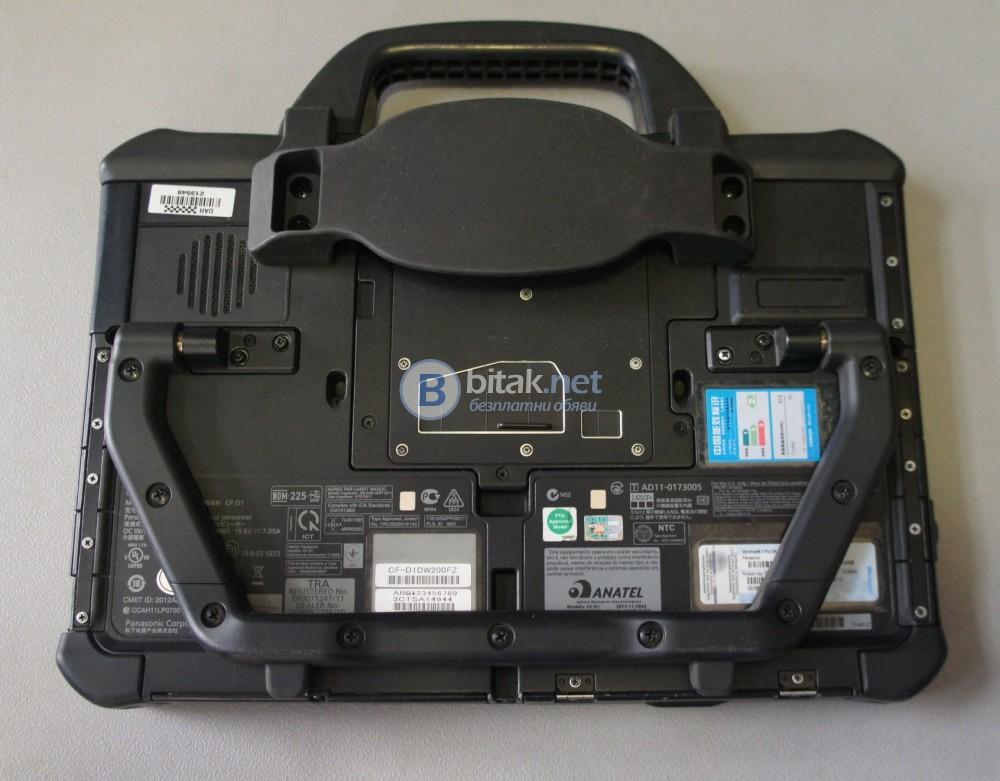 Panasonic Toughbook CF D1 (Таблет)