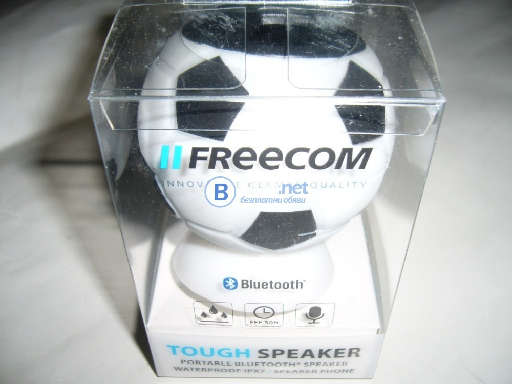 Тонколонка Bluetooth, Freecom Tough, RMS 8W