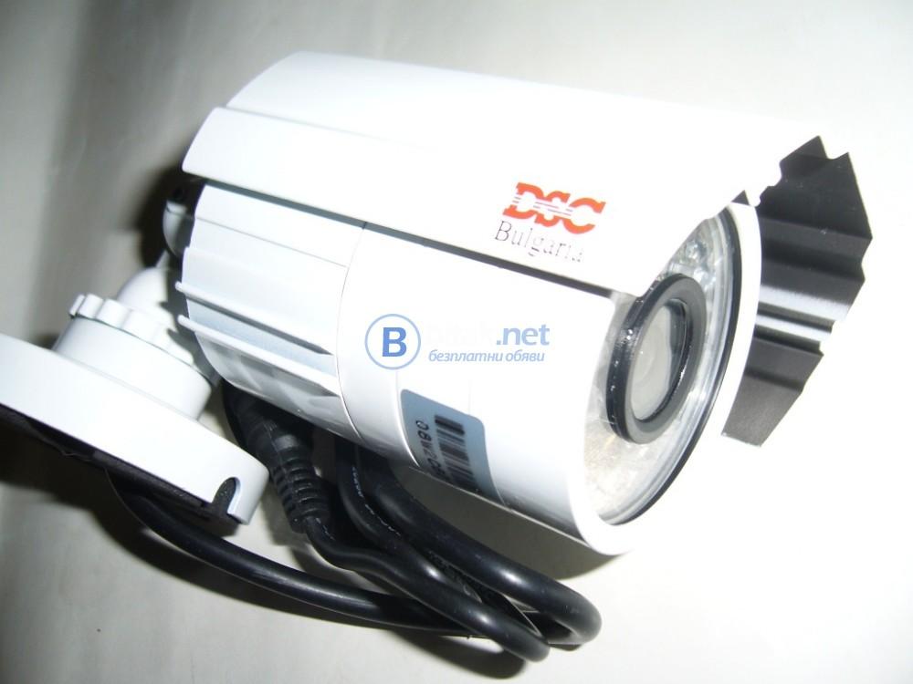 Камера за видеонаблюдение, външна, нова