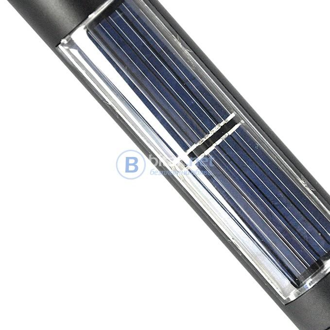 Соларен еко лед фенер със 7 диода къмпинг фенерче