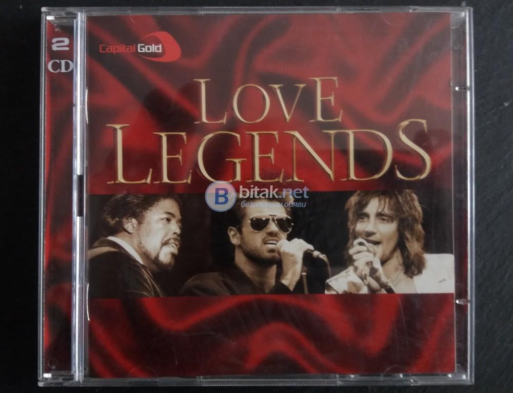 2 СД - LOVE LEGENDS -2 CD