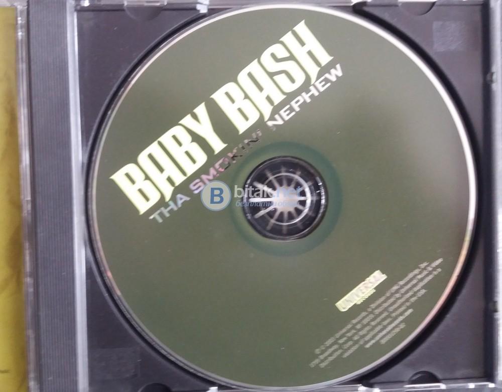 СД -Baby Bash- THE SMOKIN' NEPHEW