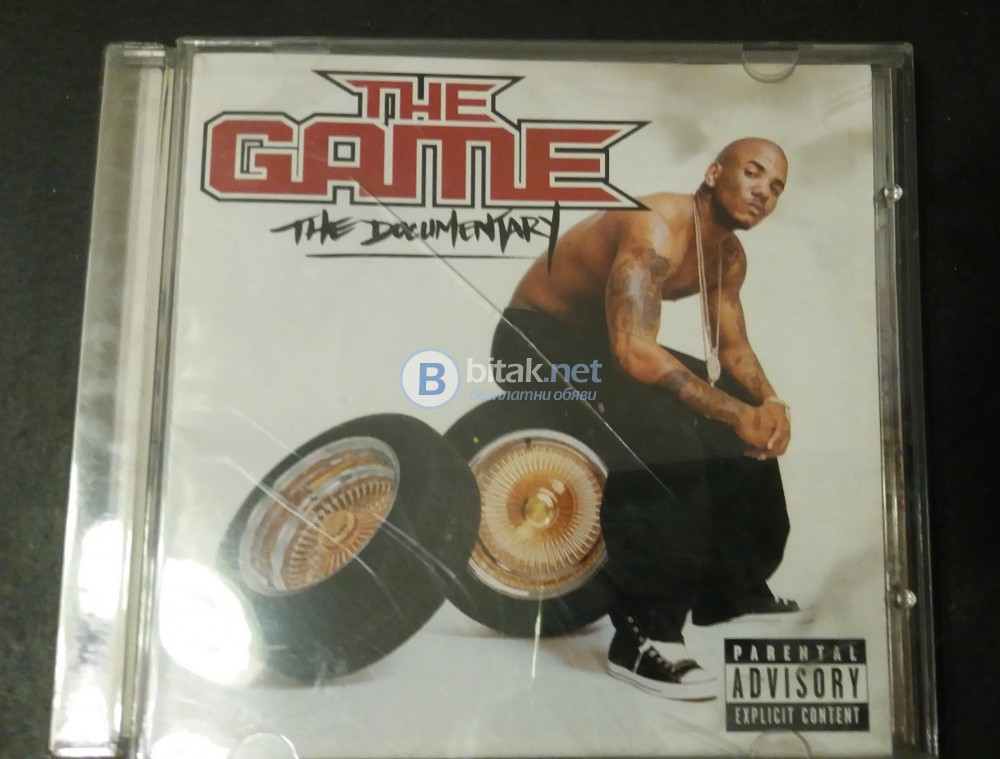 СД - The GAME-THE DOCUMENTARY