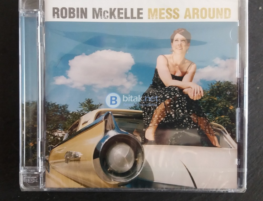 СД - Robin McKELLE - MESS AROUND