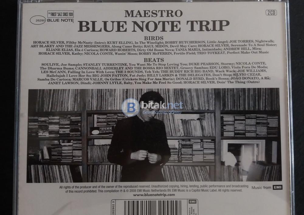 СД - Maestro BLUE NOTE TRIP