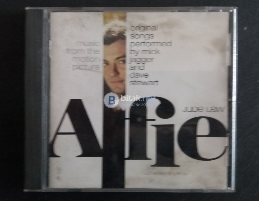 СД - Mick Jagger&Dave Steward ALFIE-music from motion picture