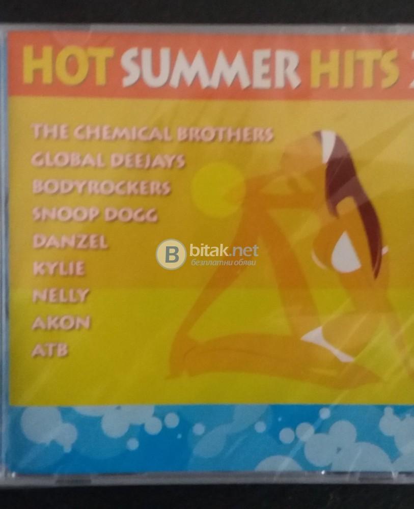 СД - HOT SUMMER HITS 2
