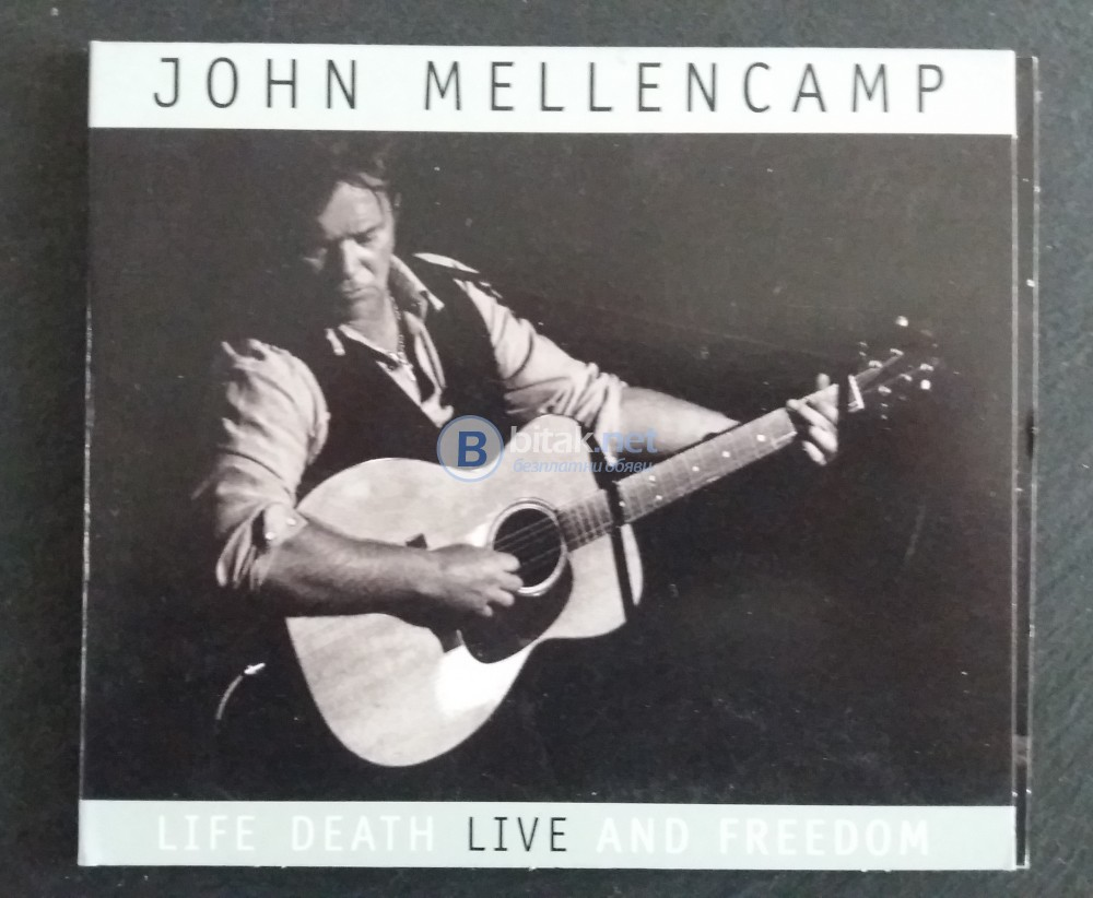 СД - JOHN MELLEN CAMP-LIFE DEATH LIVE AND FREEDOM