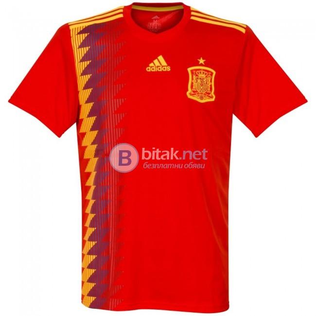 Испания оригинални екипи Световно 2018