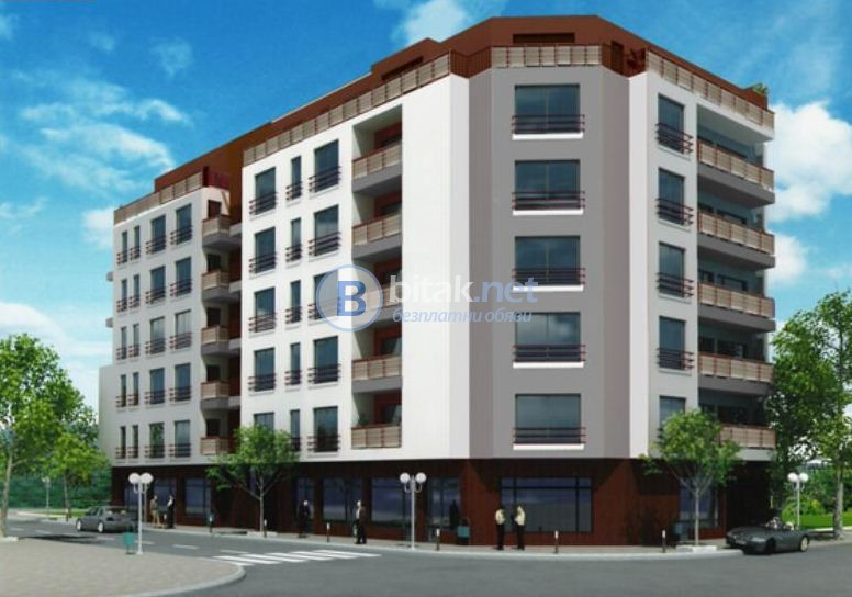 Двустаен апартамент - Акт16