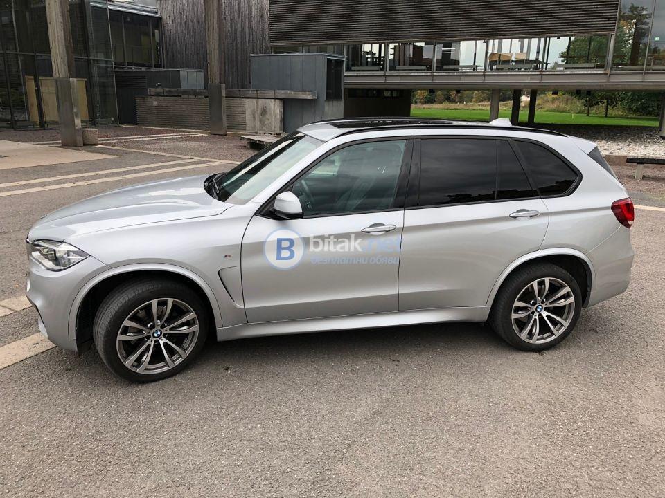 BMW X5 xDrive25d (211hk) 2014, 47200 km