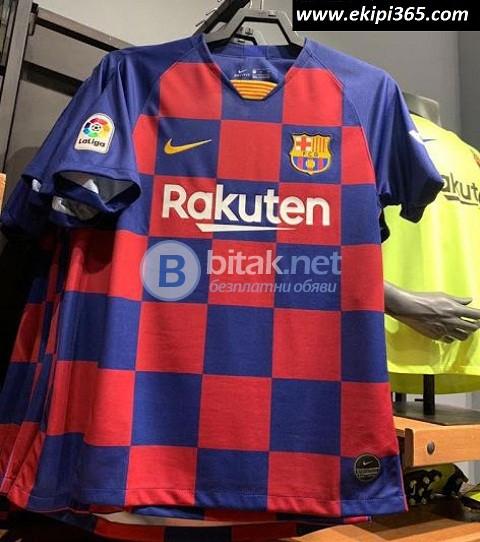 ! Barcelona НОВИ тениски 2019/20