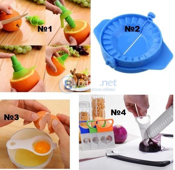 Нови уреди за кухня