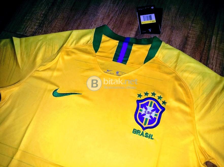 Бразилия екипи Световно 2018