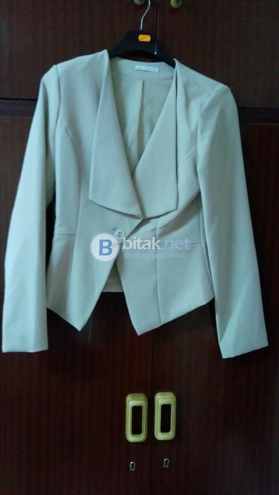 ЧИСТО НОВО дамско сако!!!