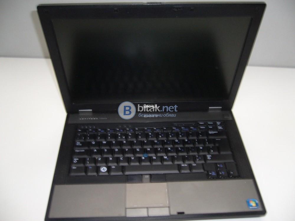Преносим компютър Dell Latitude e5410 i5 - повреден