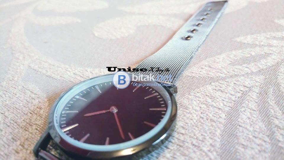 Елегантен часовник Unisex
