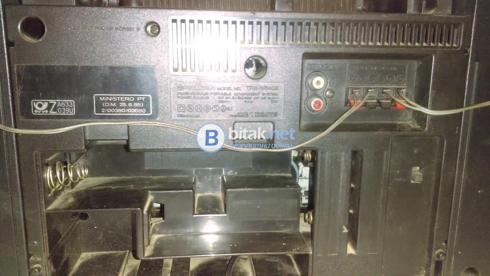 Радиокасетофон Нitachi