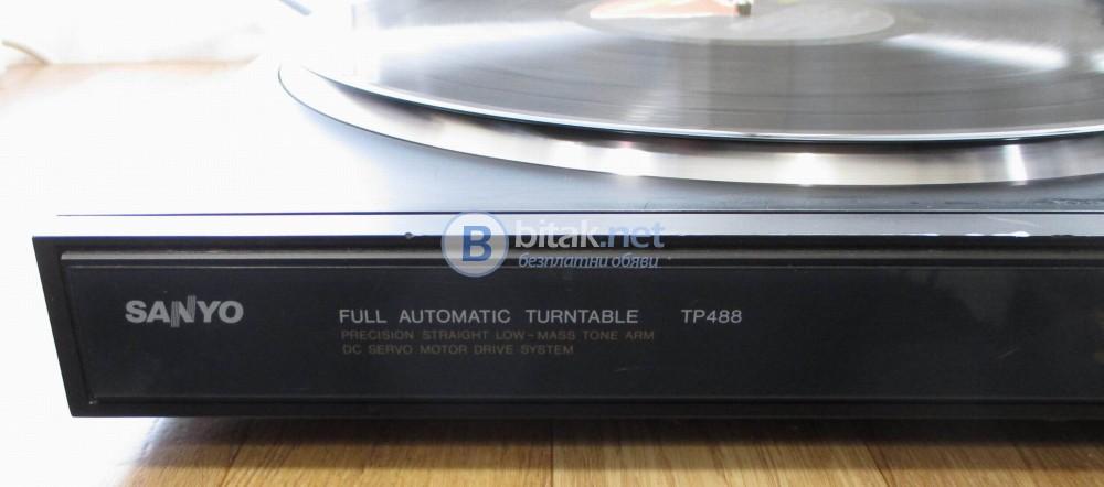 SANYO TP-488 – Автоматичен белт драйв.